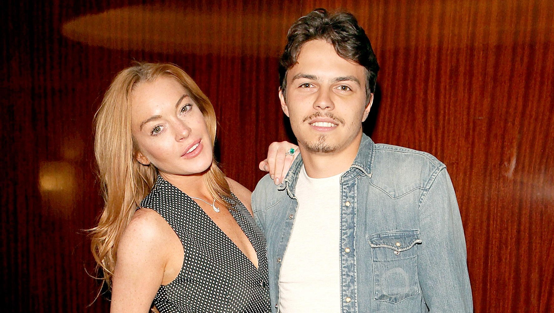 Lindsay Lohan and Egor Tarabasov abuse claim