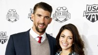 Michael Phelps Nicole Johnson Boomer