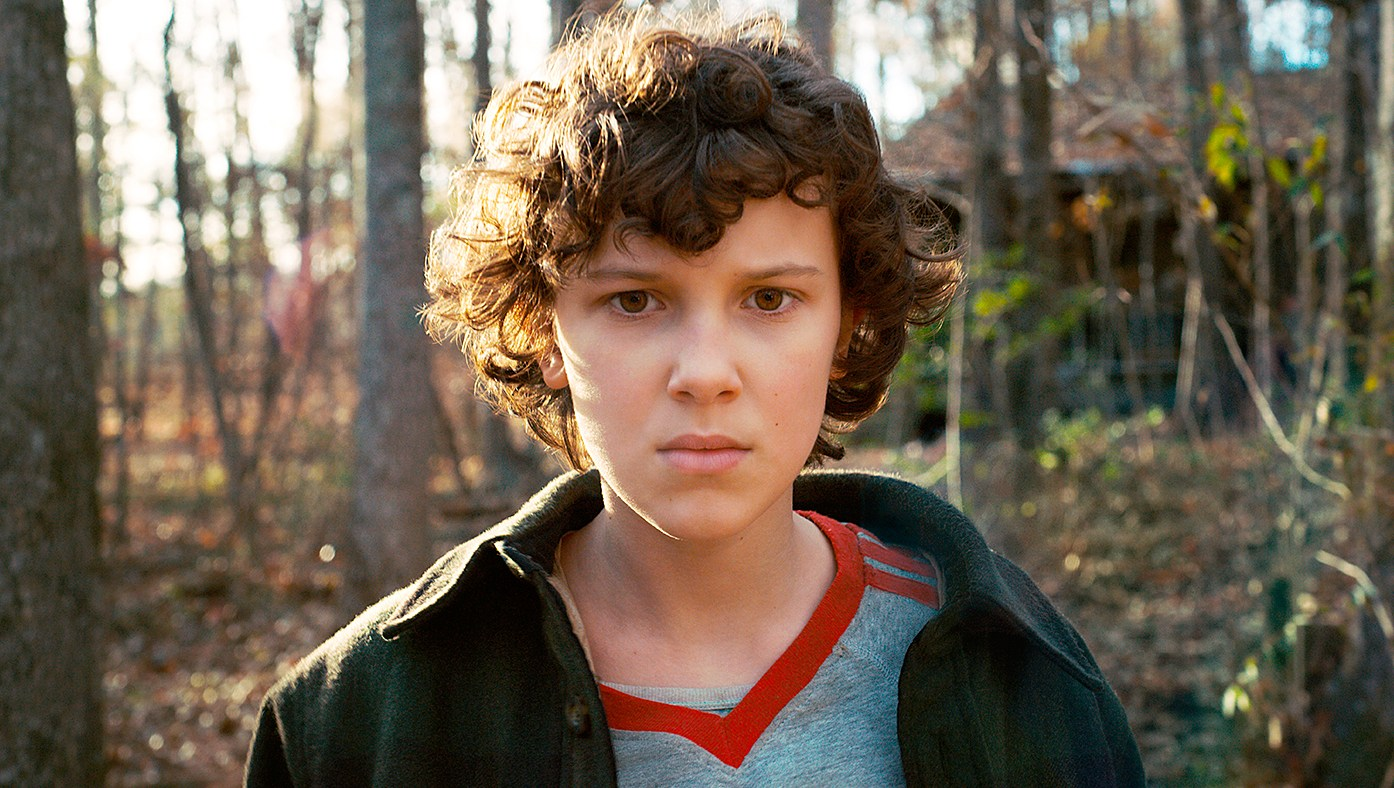 Millie Bobby Brown Stranger Things season 2