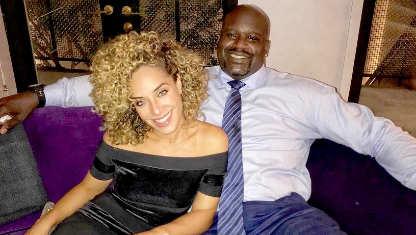 Shaquille-ONeal-Engaged-Laticia-Rolle