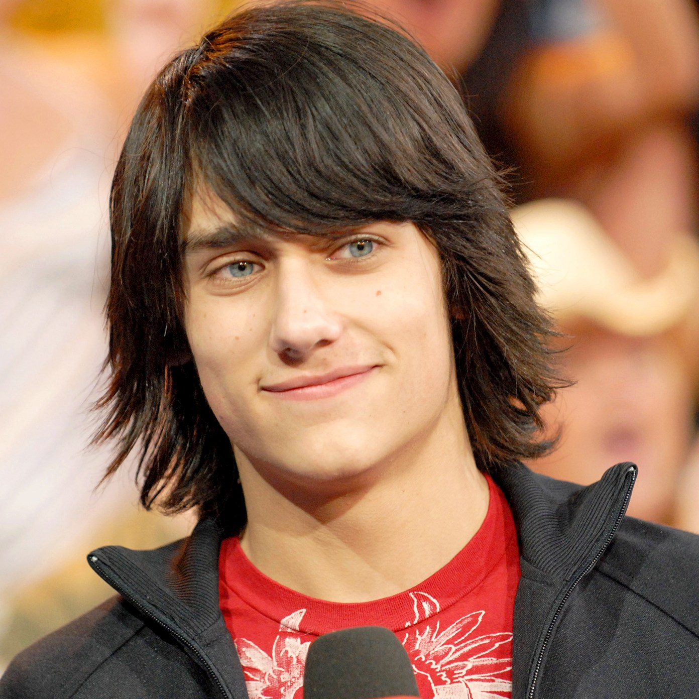 Teddy Geiger visits TRL at MTV Studios in New York City.