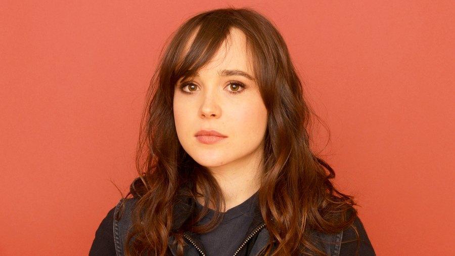 Ellen Page during the 2013 Sundance Film Festival at the Getty Images Portrait Studio at Village in Park City, Utah.