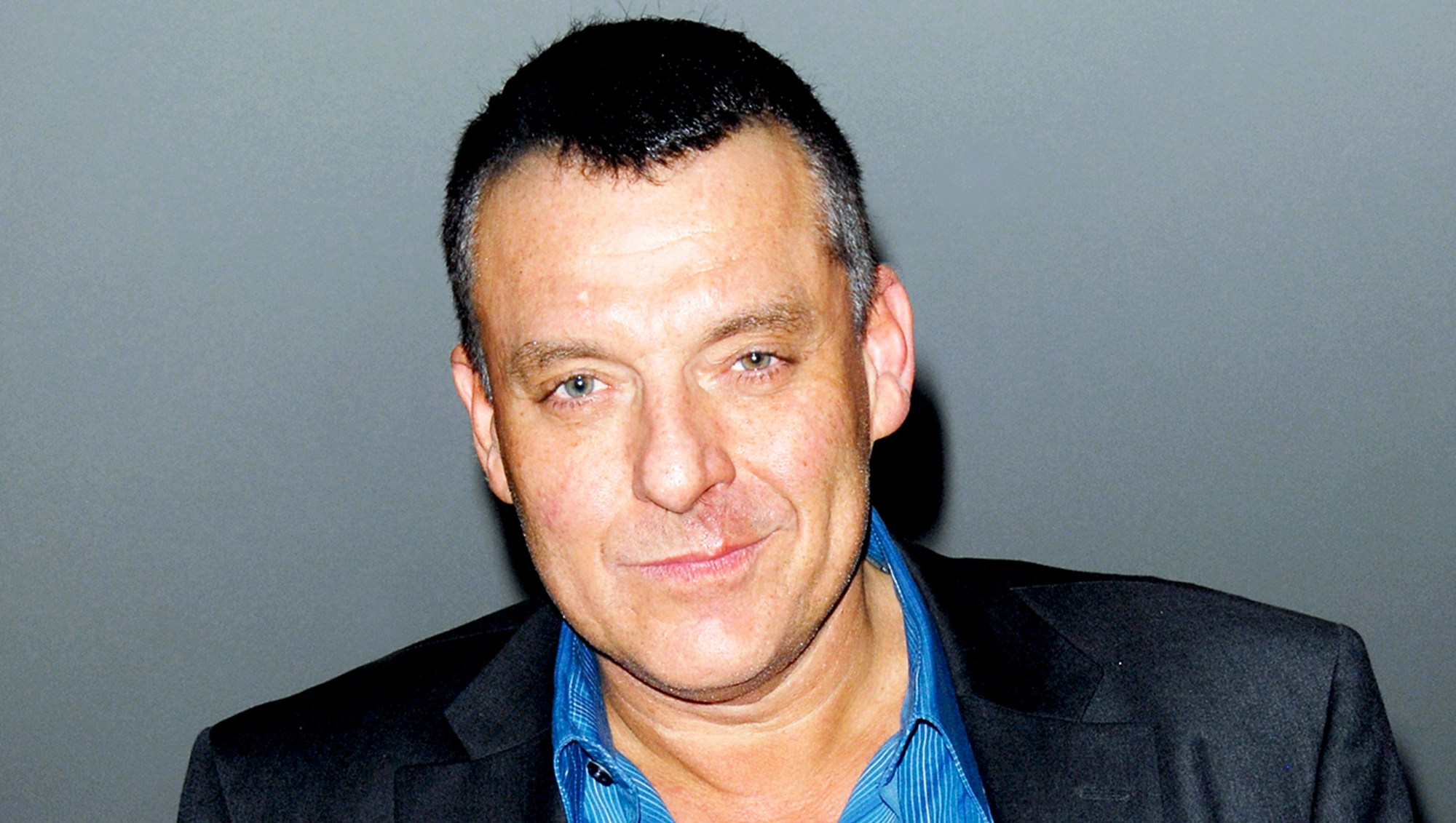 "Tom Sizemore attends the ""Genius On Hold"" screening and Q&A at Landmark Nuart Theatre in Los Angeles, California."
