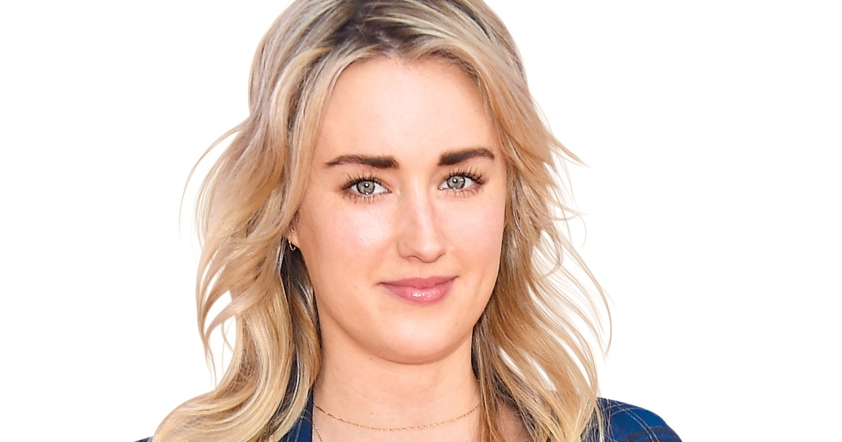 Ashley Johnson: What's in My Bag?