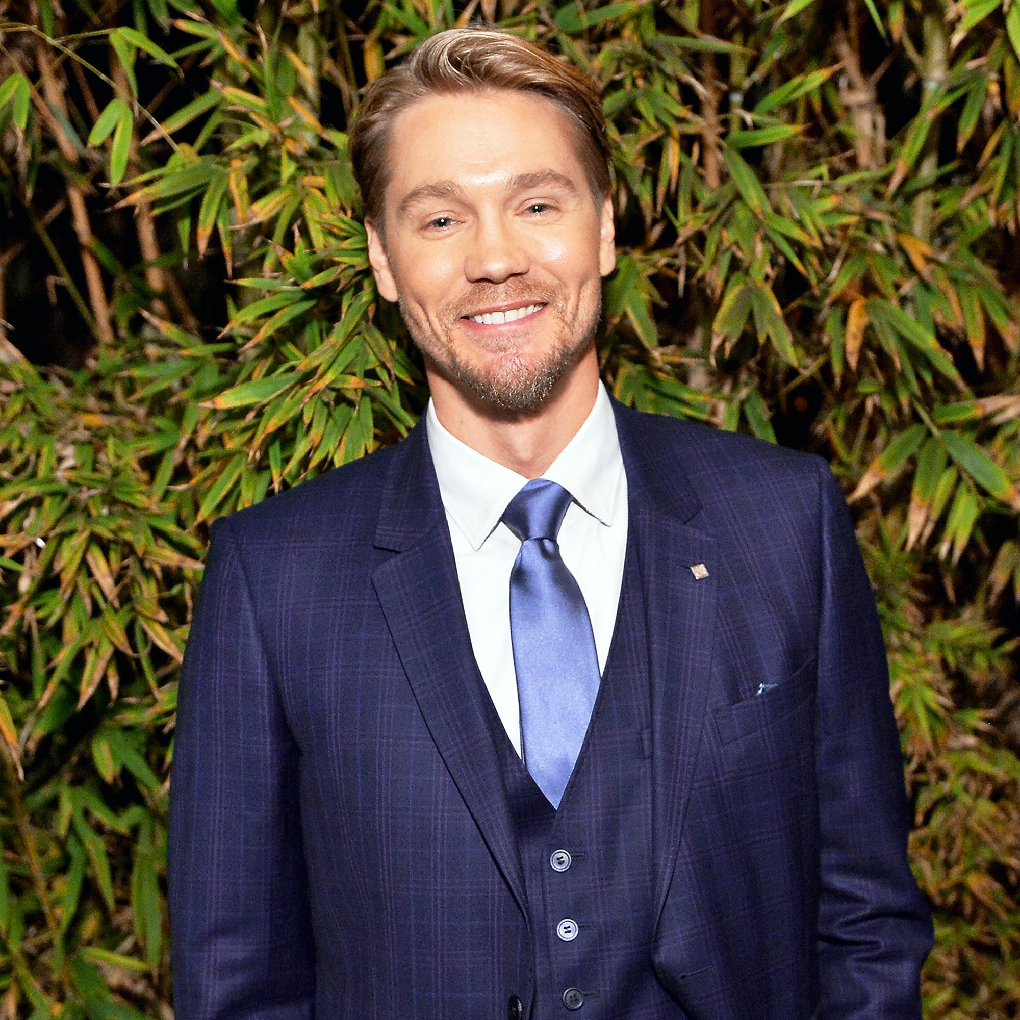 Chad Michael Murray attends the 2016 GQ Men of the Year Party at Chateau Marmont in Los Angeles, California.