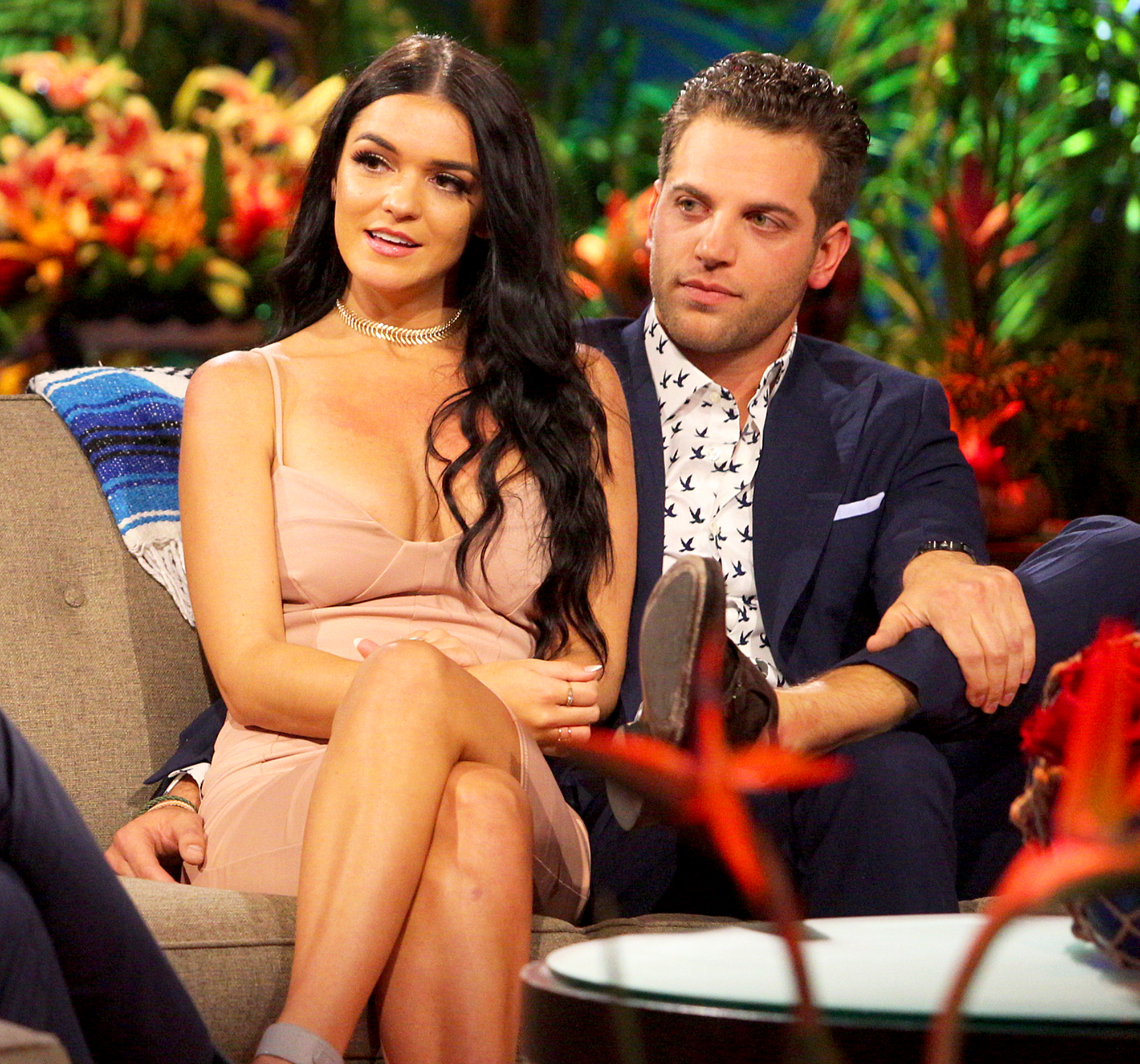 Julia bachelor in paradise dating advice
