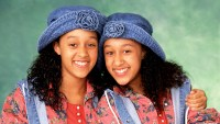 Tia and Tamera Mowry on 'Sister, Sister' cast
