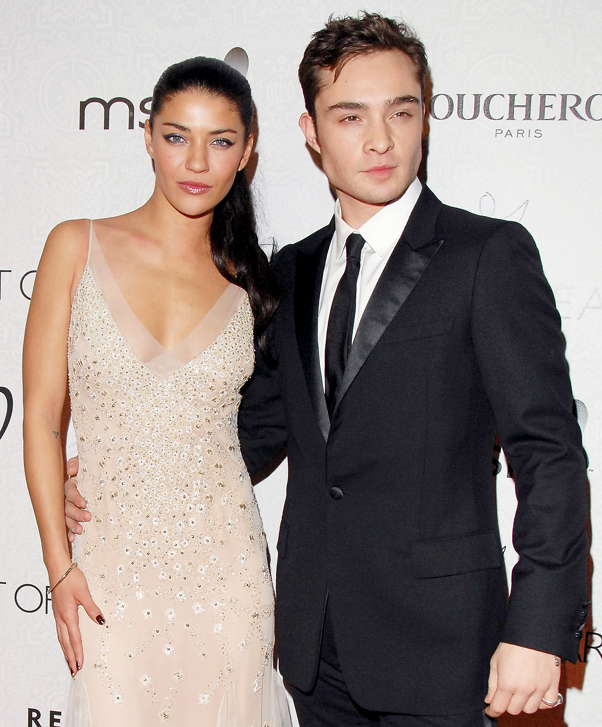 Jessica Szohr Reacts to Rape Accusations Against Ed Westwick