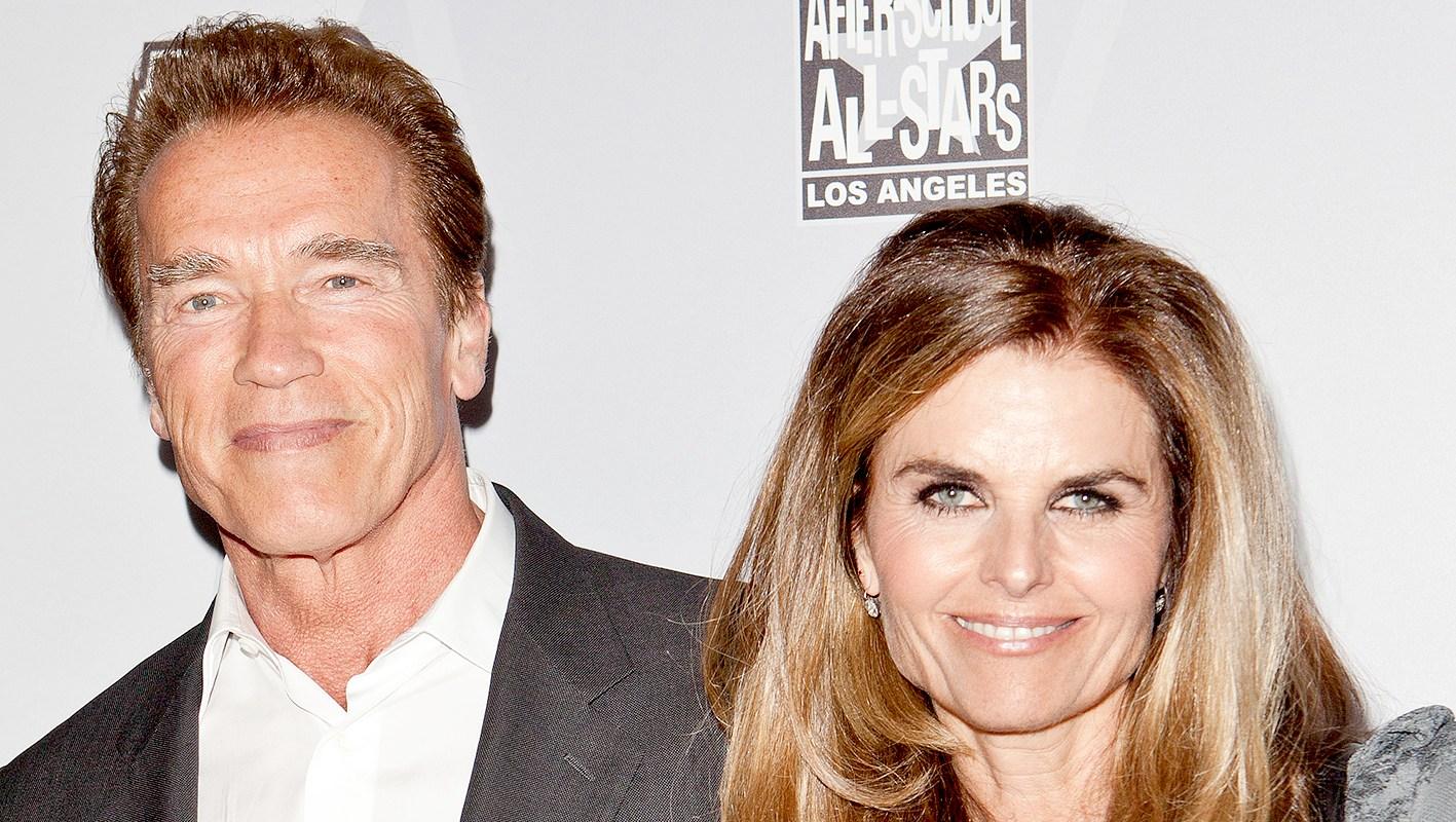 Arnold-Schwarzenegger-Maria-Shriver-not-divorced