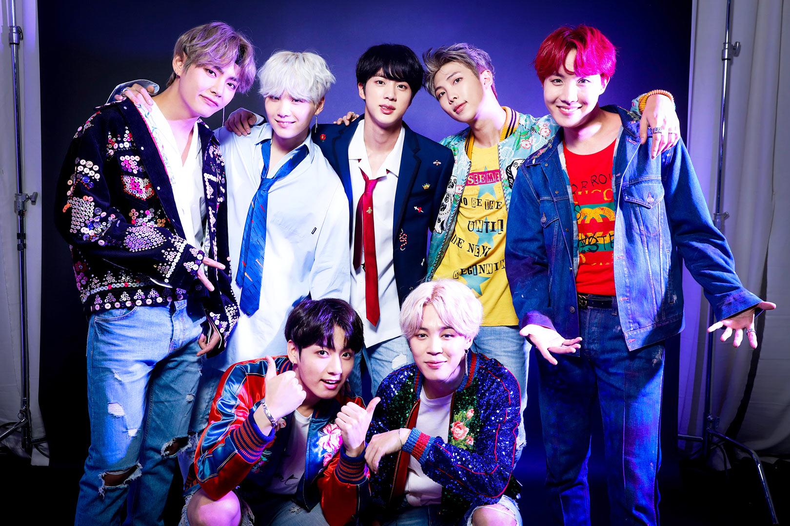 South Korean pop band BTS smash Twitter record