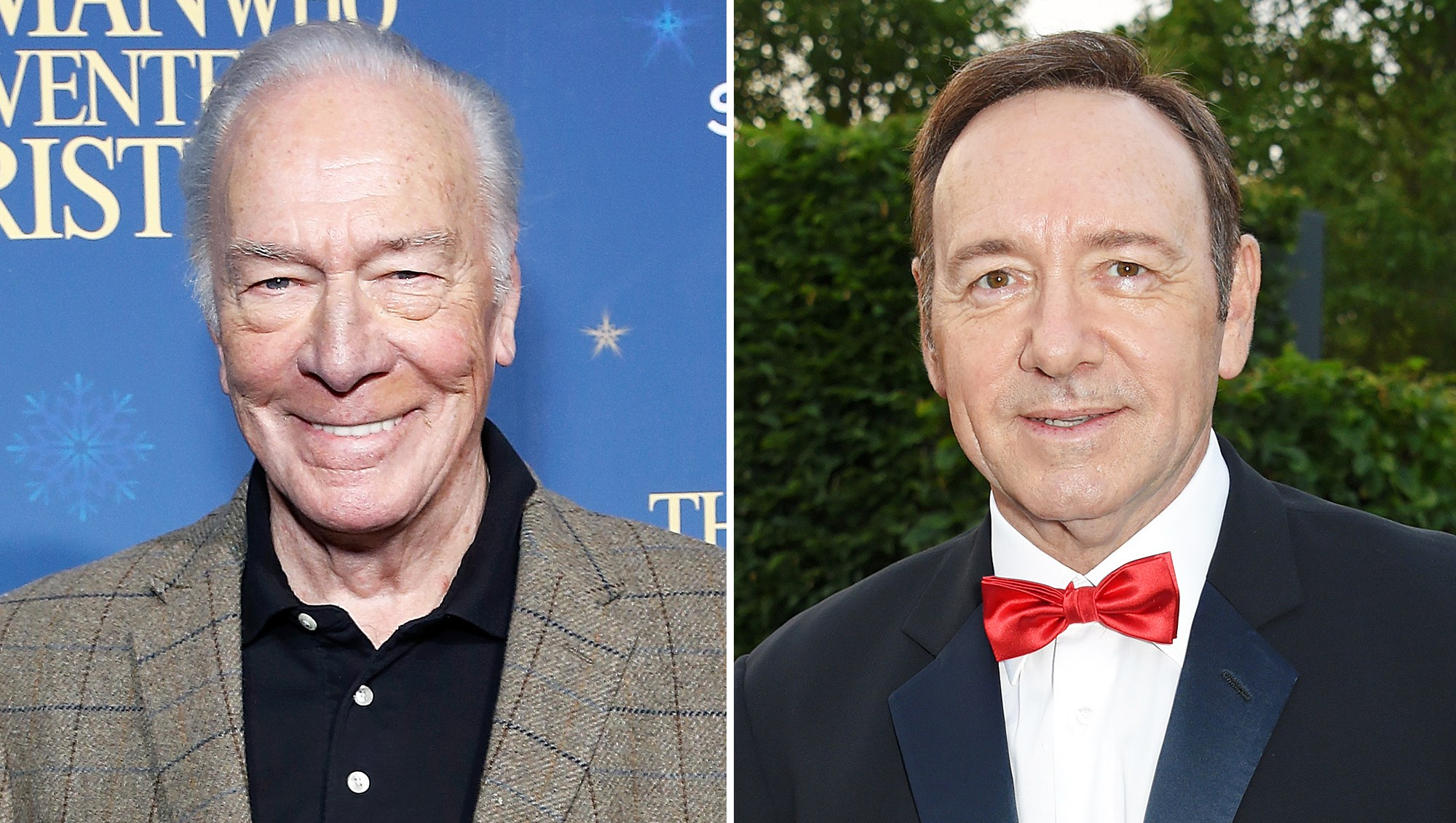 Christopher Plummer Kevin Spacey