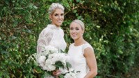 Elena Delle Donne Amanda Clifton wedding