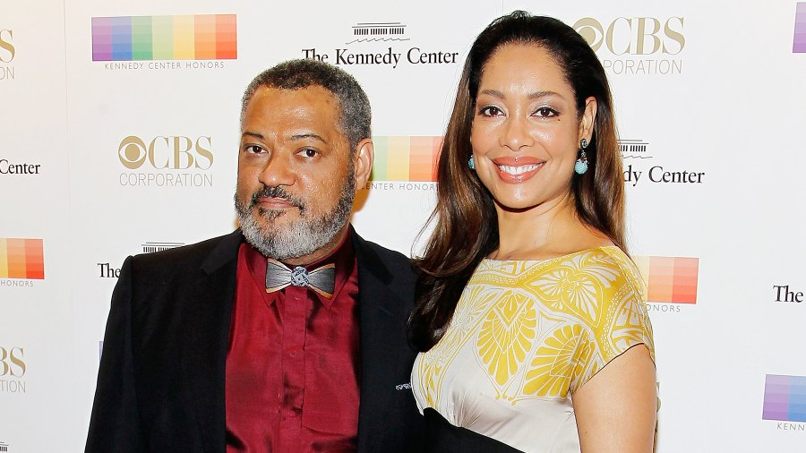 Laurence Fishburne Gina Torres divorce