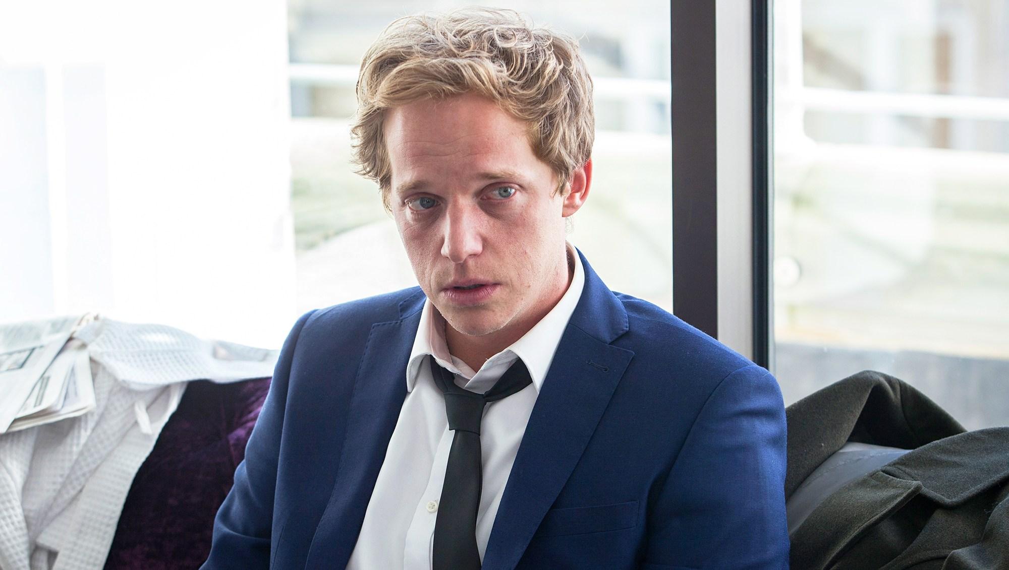 Chris Geere as Joel on 'Ill Behaviour'
