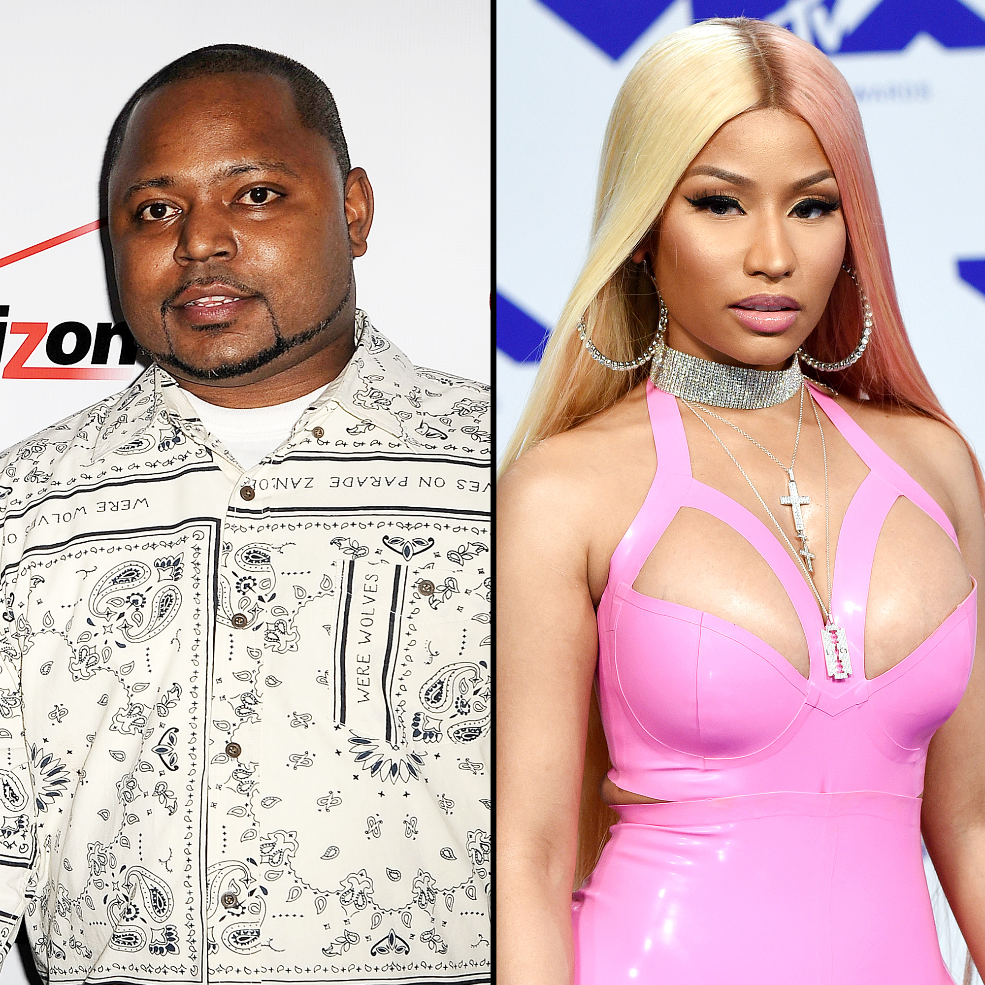 Nicki Minaj's brother convicted of raping stepdaughter in Long Island