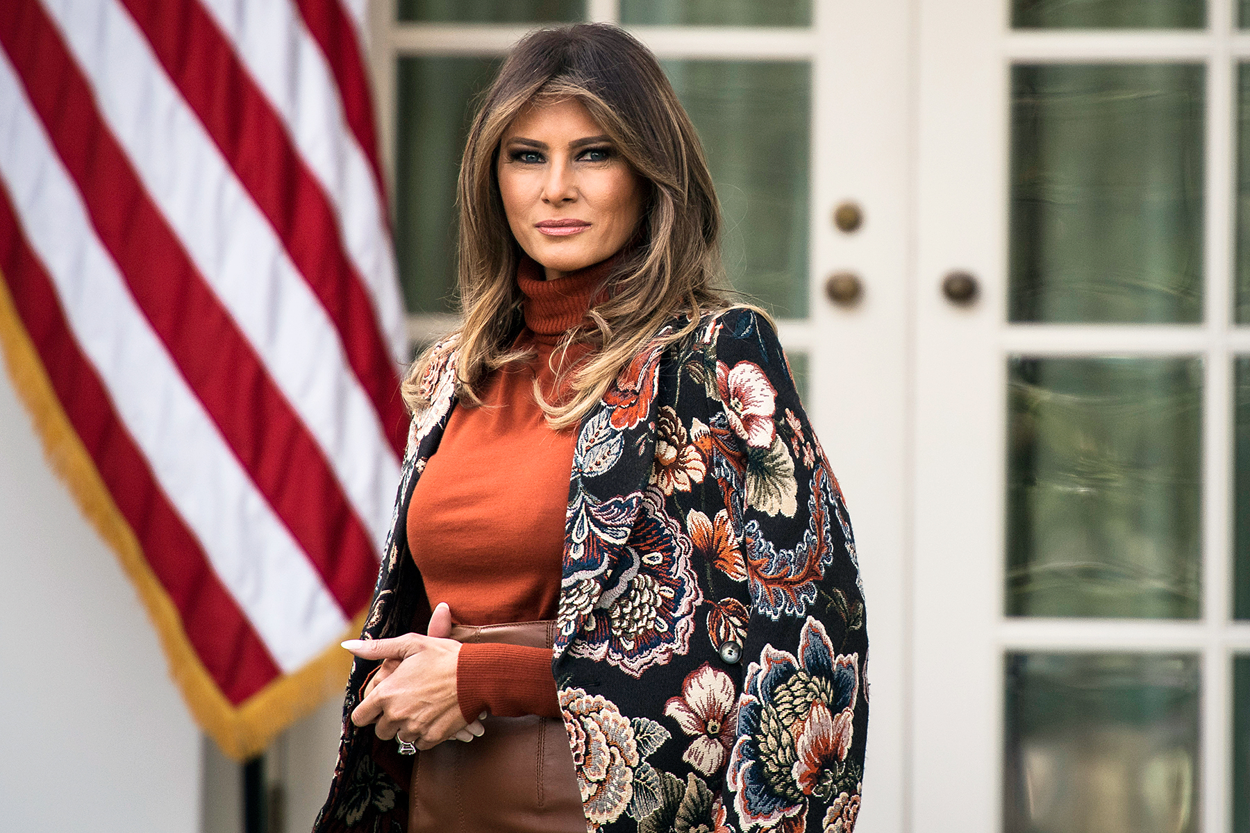Melania Trump never wanted to be First Lady, report says