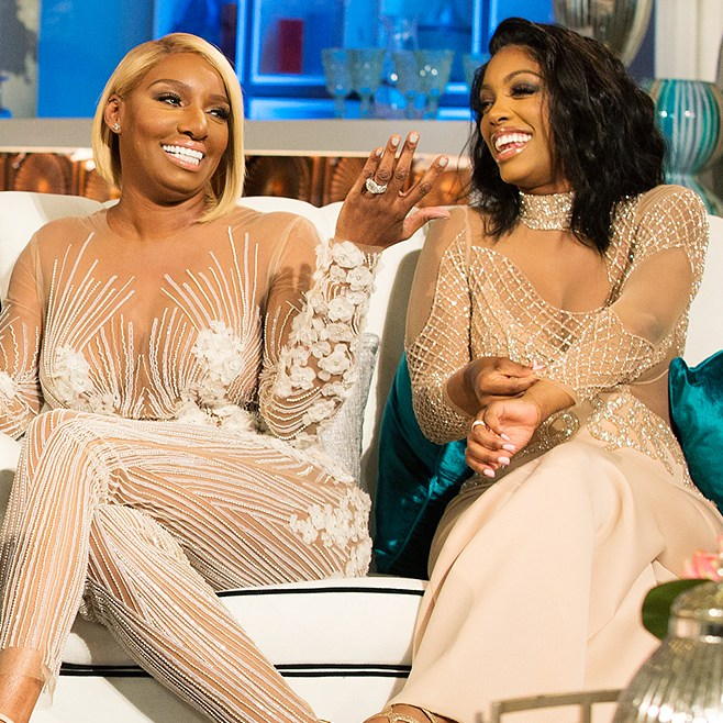 NeNe Leakes Porsha Williams