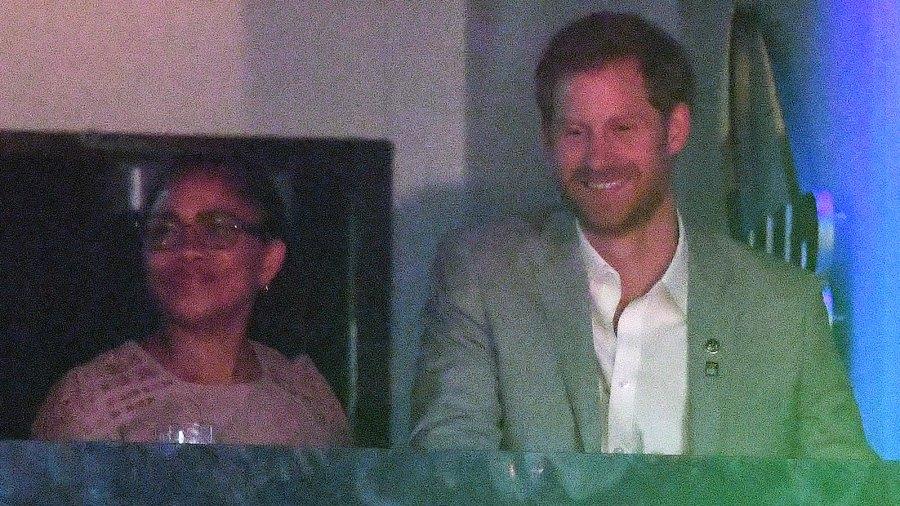 Meghan Markle's mother Doria Radlan Prince Harry