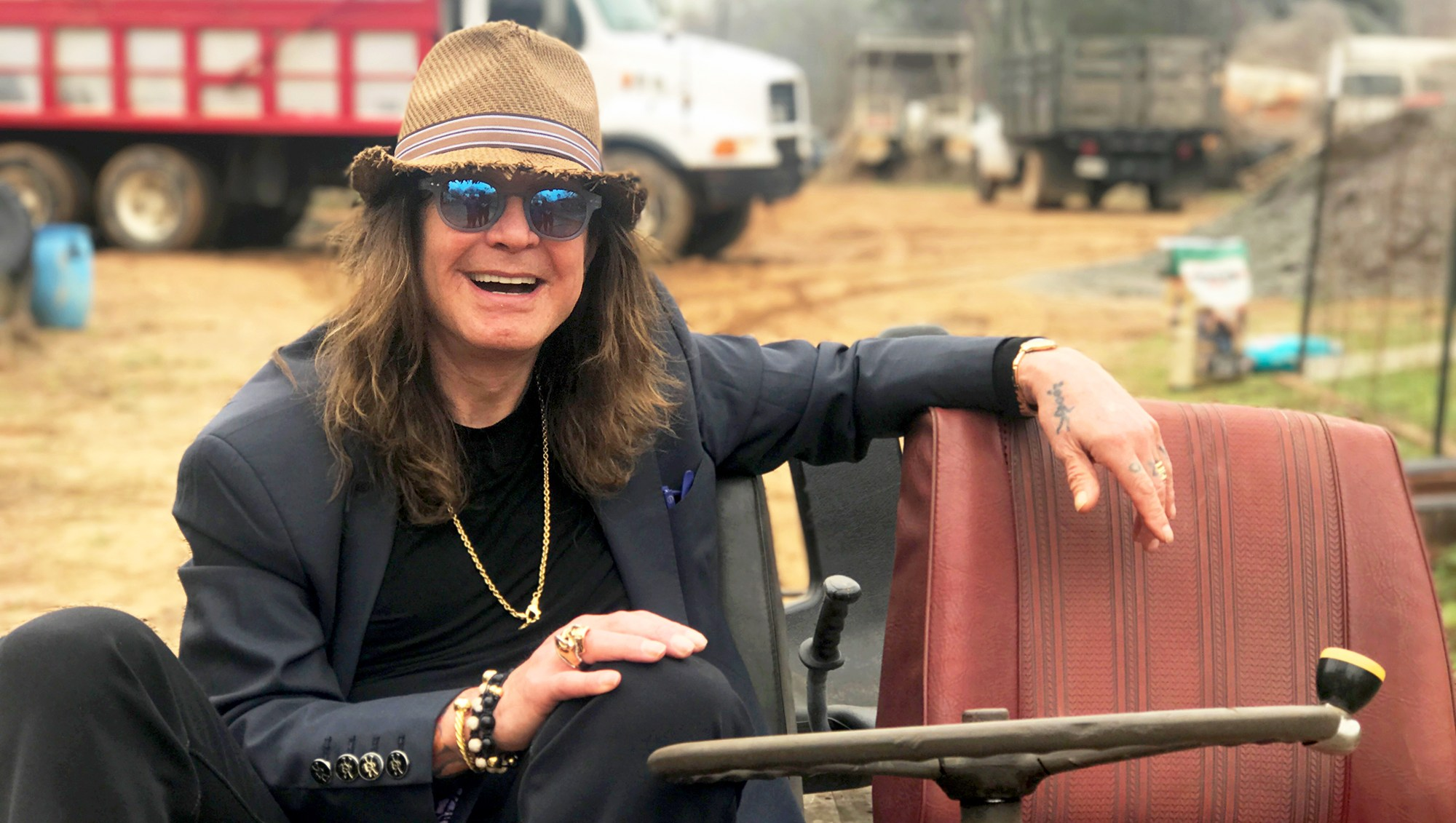 Ozzy Osbourne on 'Ozzy & Jack's World Detour'