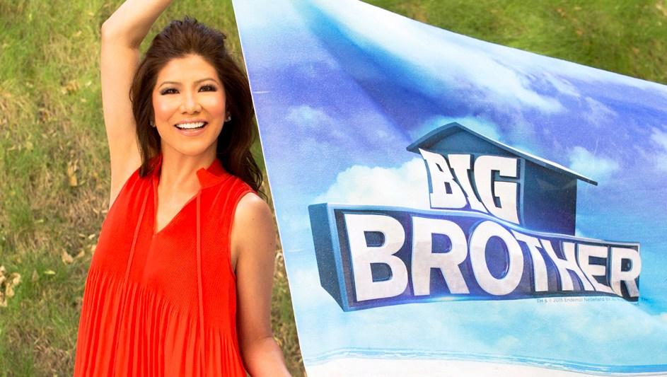 Host Julie Chen on 'Big Brother'