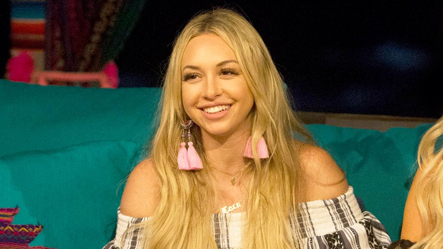 Corinne Olympios on 'Bachelor in Paradise'