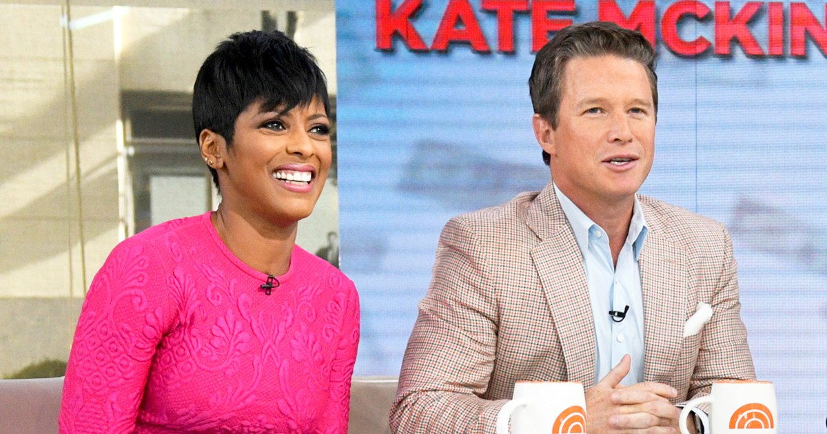 Billy Bush, Tamron Hall Are Both Pitching New Talk Shows