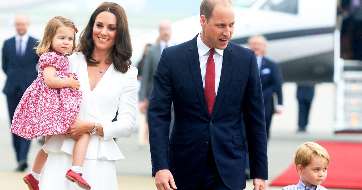 Duchess Kate and Prince William's Best Quotes About Parenthood