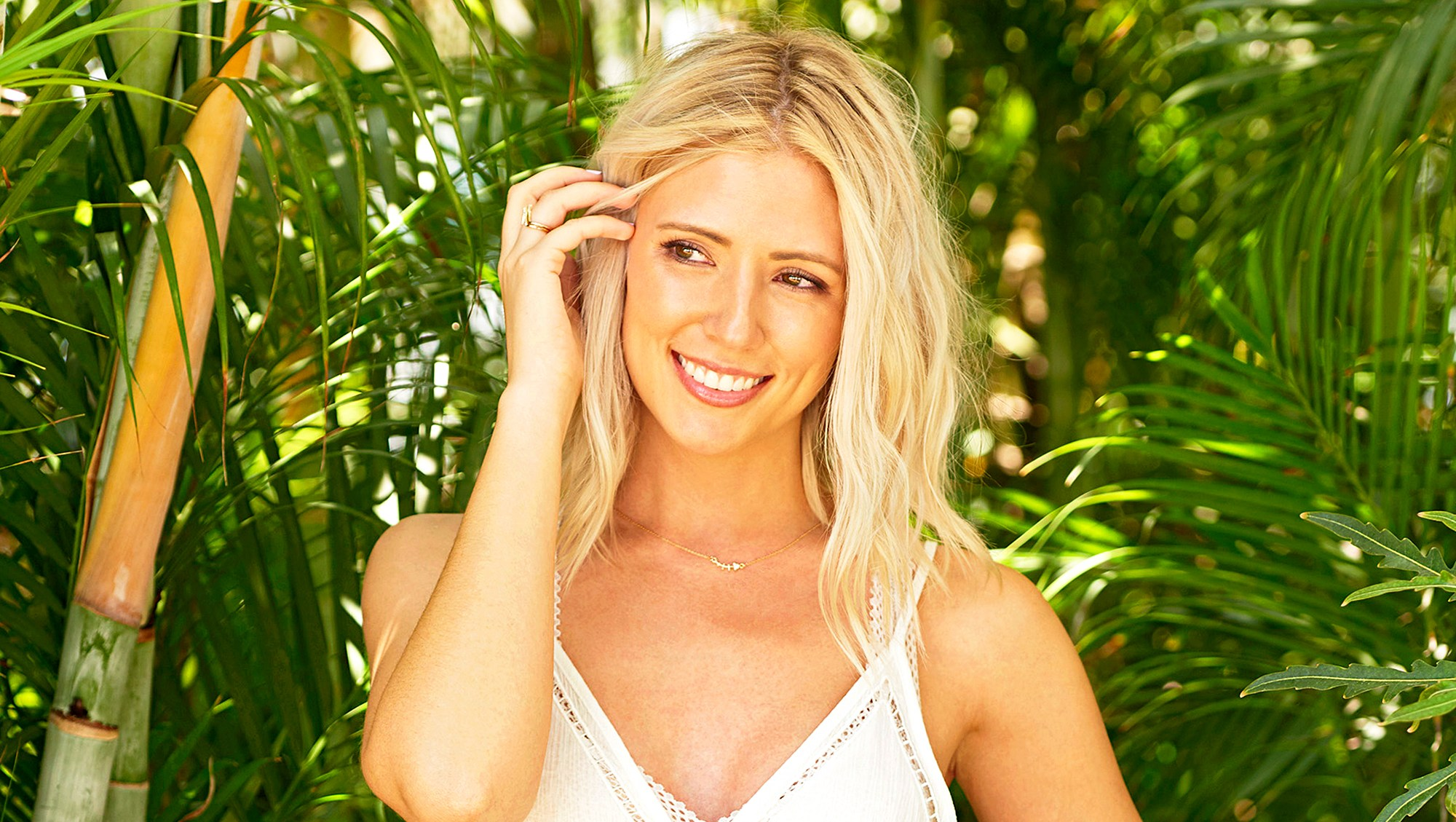 Danielle Maltby on 'Bachelor in Paradise'