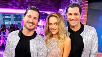 Val Chmerkovskiy, Peta Murgatroyd and Maks Chmerkovskiy on 'Dancing With The Stars'