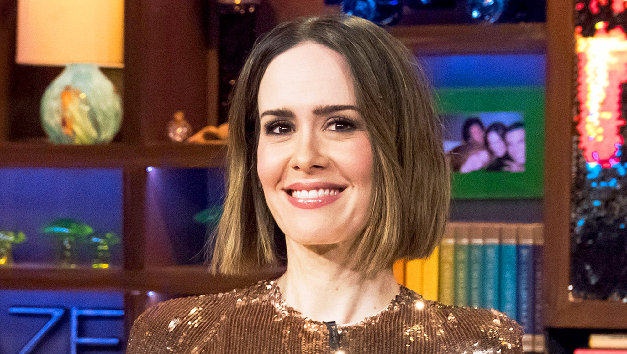 Sarah Paulson on 'Watch What Happens Live'