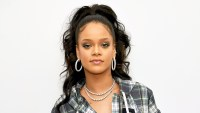 Rihanna hosts attends the launch of the AW17 FENTY PUMA by Rihanna collection at Bloomingdales on 59th Street on October 13, 2017 in New York City.