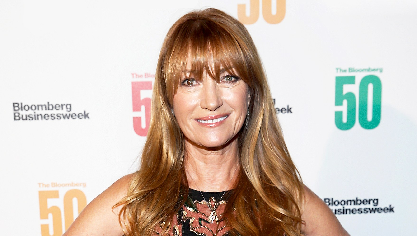 """Jane Seymour attends """"The Bloomberg 50"""" Celebration at Gotham Hall on December 4, 2017 in New York City."""