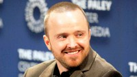 Aaron Paul attends the Paley Center for Media's presentation of Hulu's 'The Path' Season 3 premiere Q&A at The Paley Center for Media on December 21, 2017 in Beverly Hills, California.