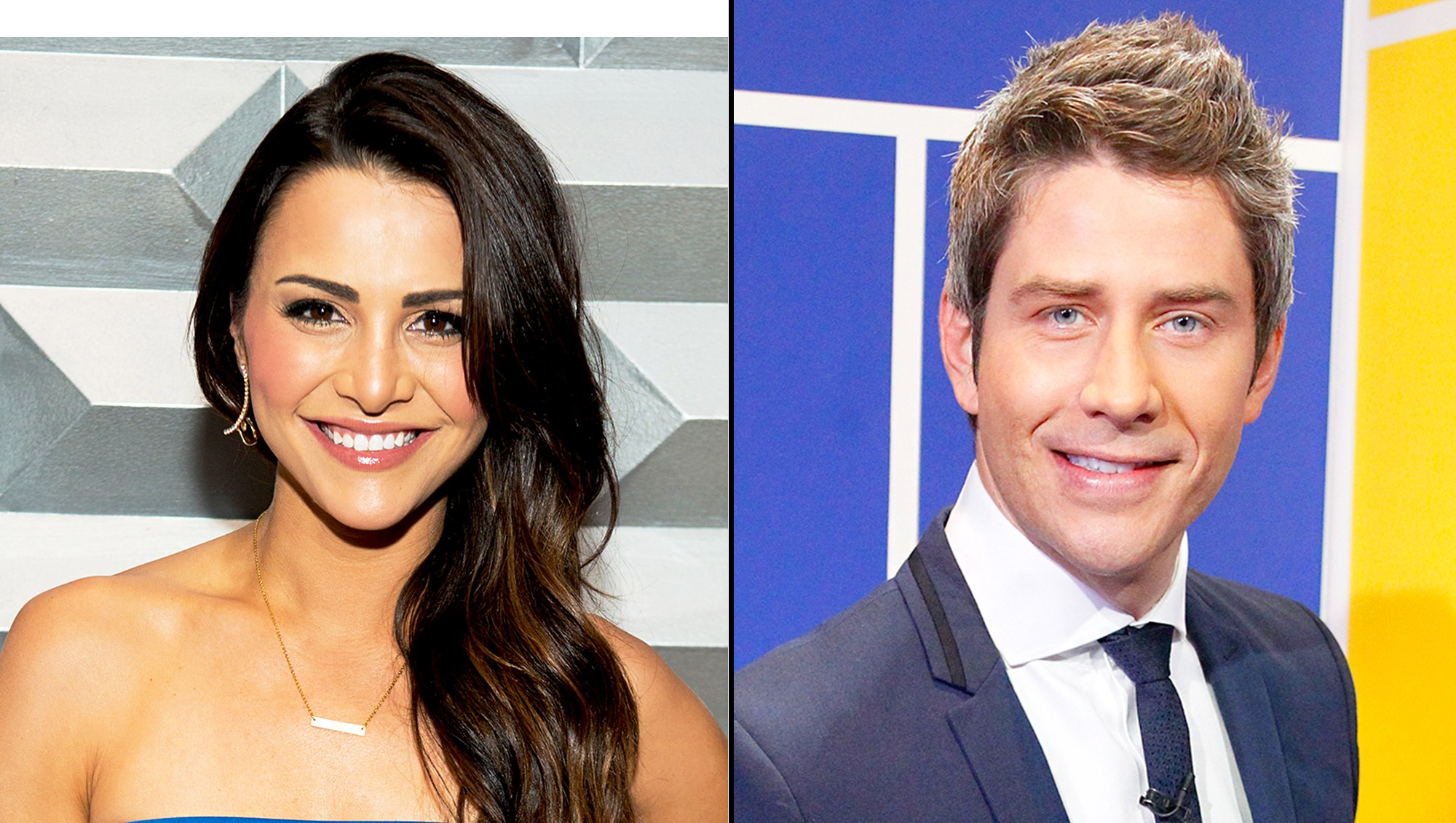 Andi Dorfman and Arie Luyendyk Jr.