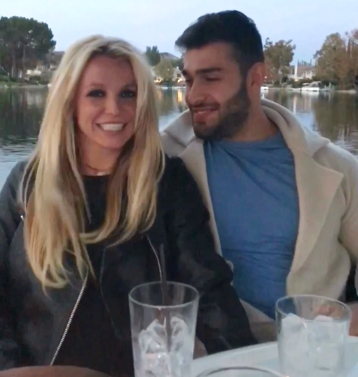 Britney spears dating against your type