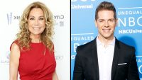 Kathie Lee Gifford; Jason Kennedy