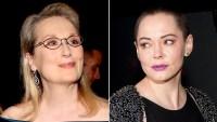 Meryl Streep Responds to Rose McGowan