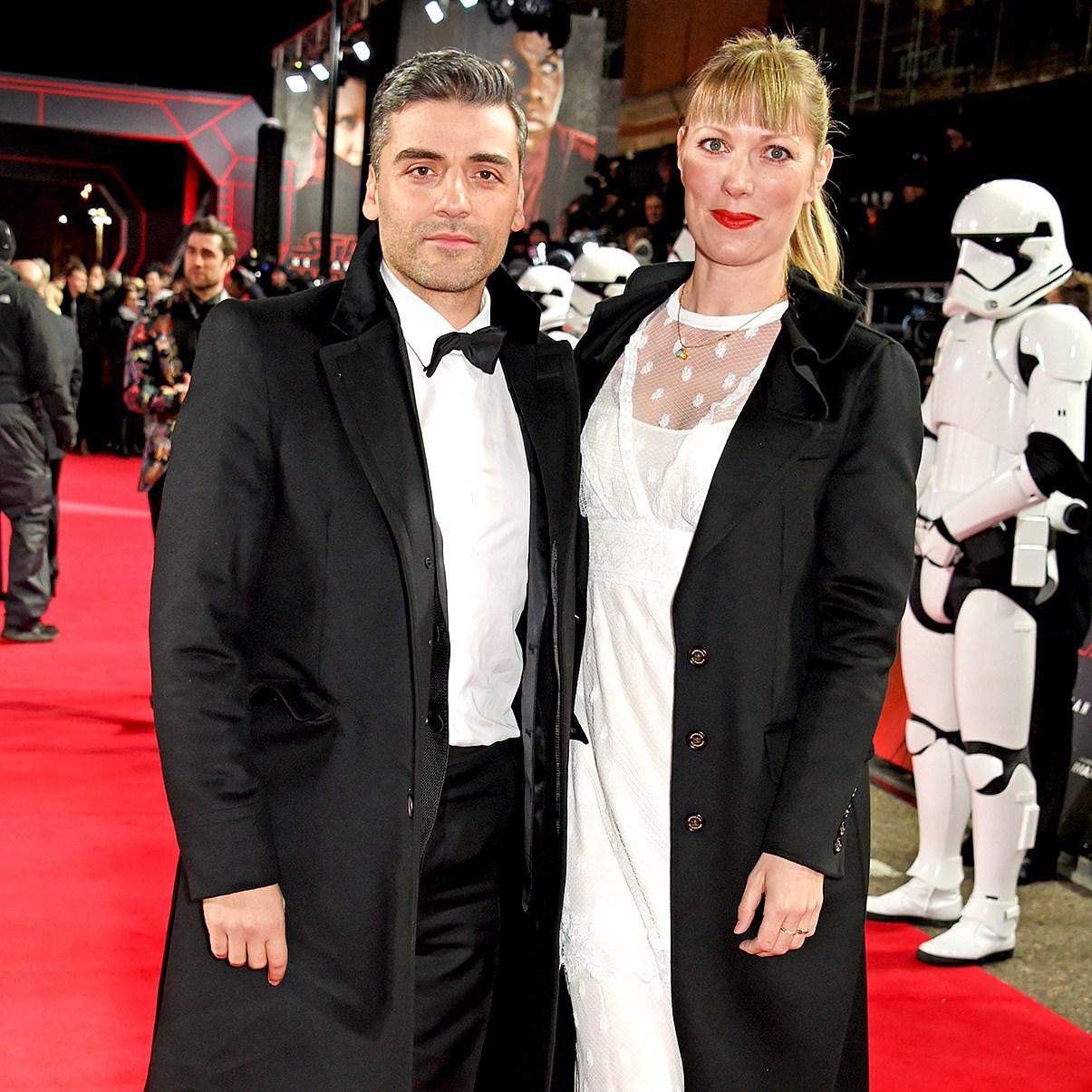 Oscar-Issac-and-Elvira-Lind-married