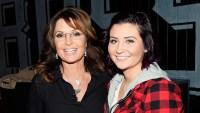 Sarah Palin and Willow Palin