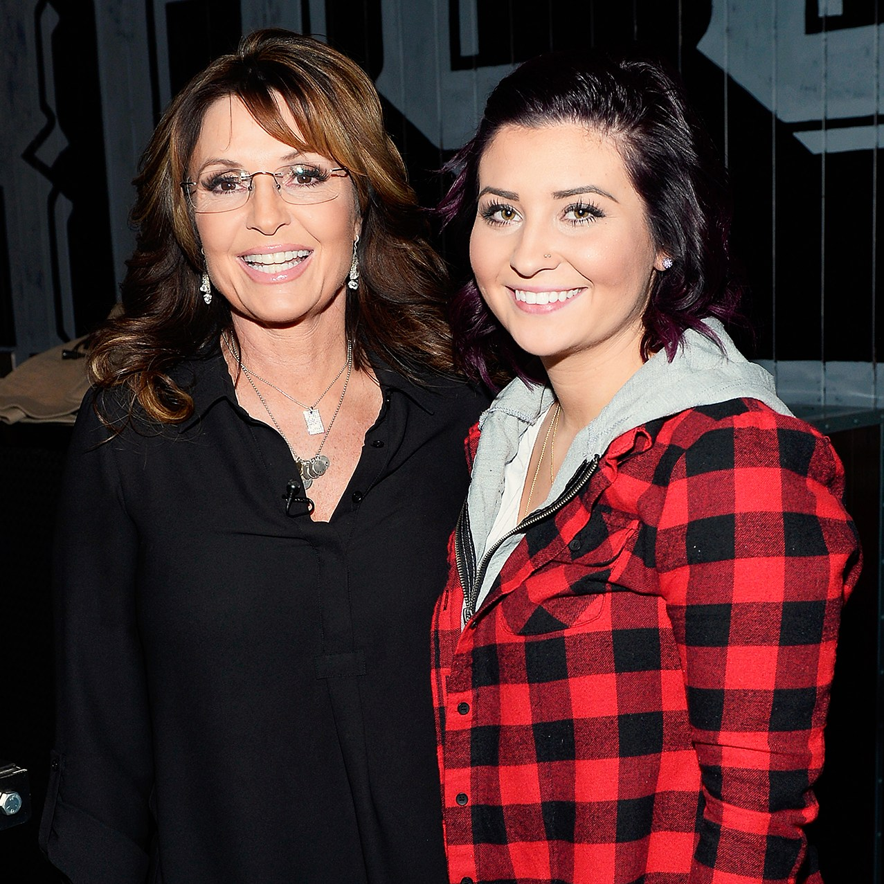 Sarah Palin and Willow Palin