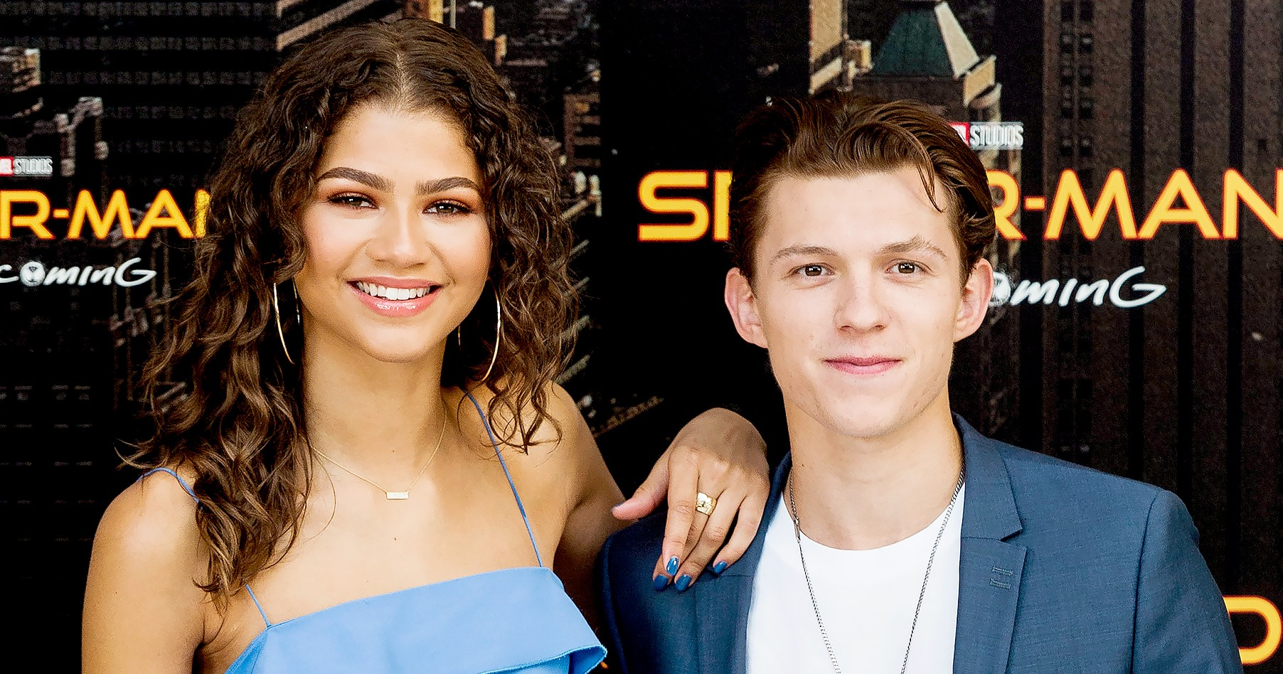 Are tom holland and zendaya actually dating