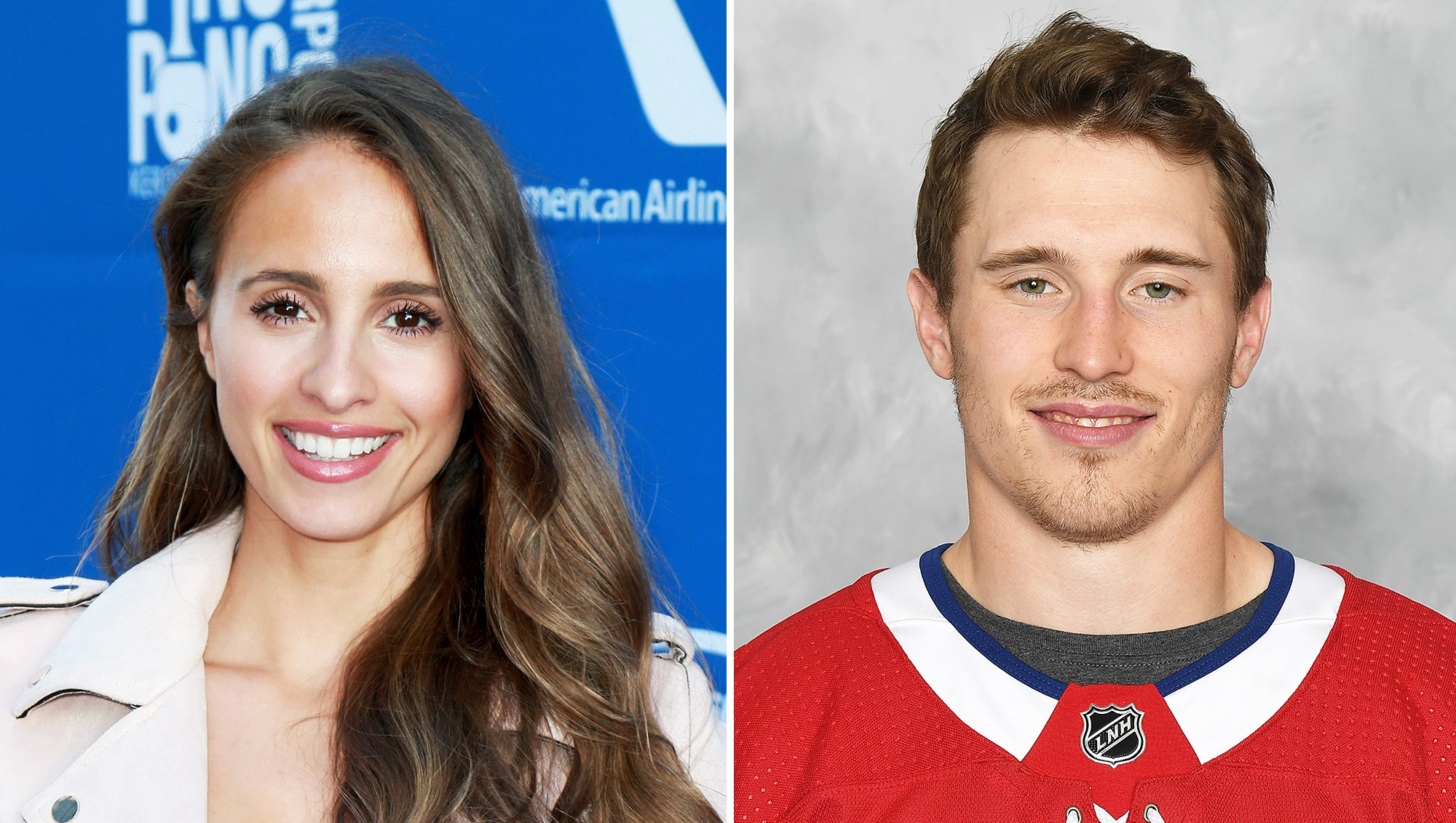 Vanessa Grimaldi Brendan Gallagher