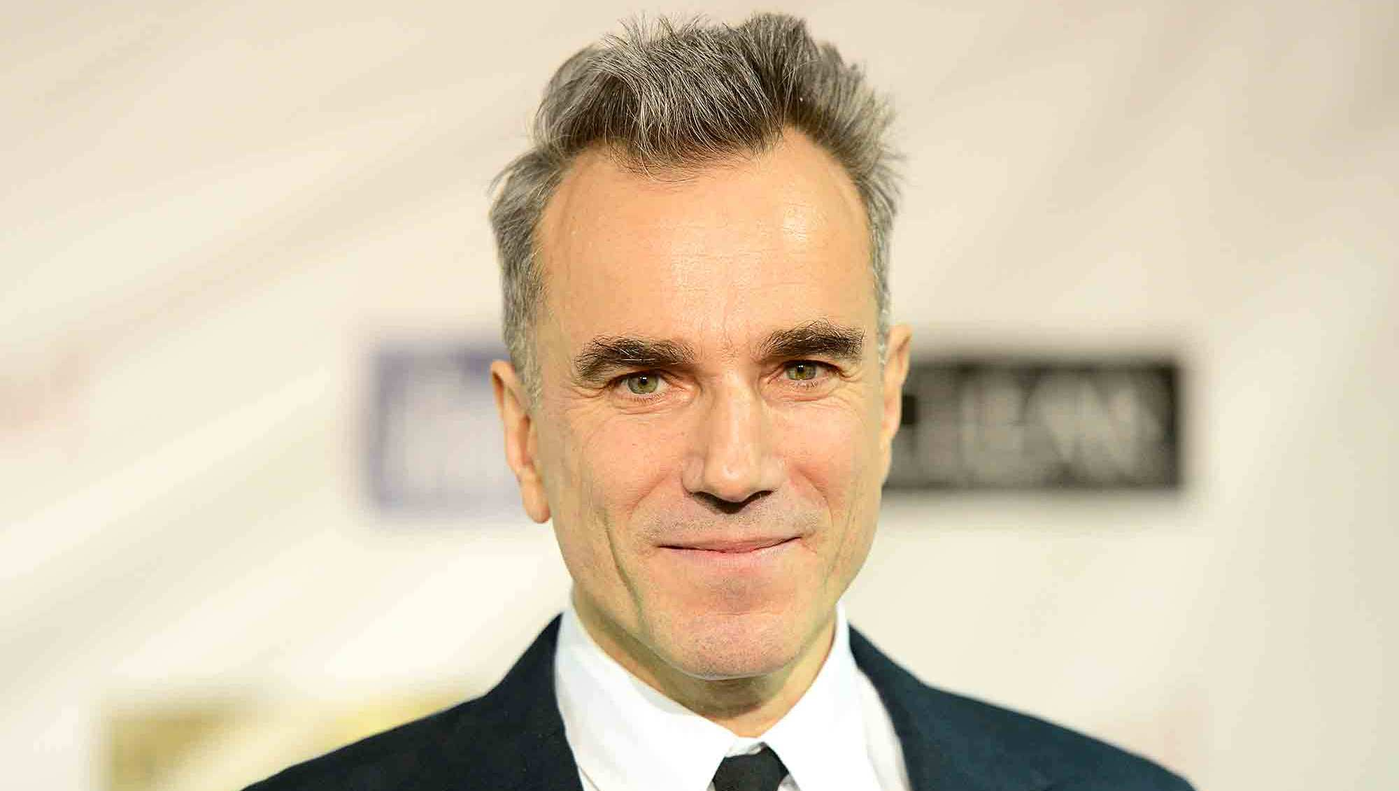 Daniel Day-Lewis attends the 18th Annual Critics' Choice Movie Awards in Santa Monica, California.