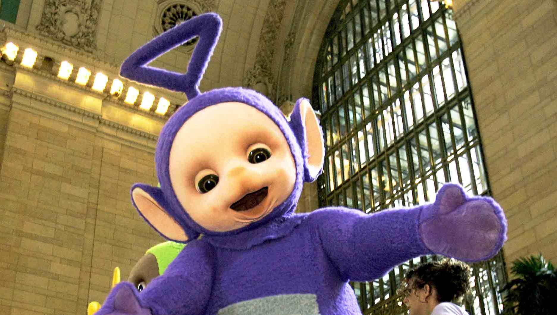 'Teletubbies' Star Simon Shelton