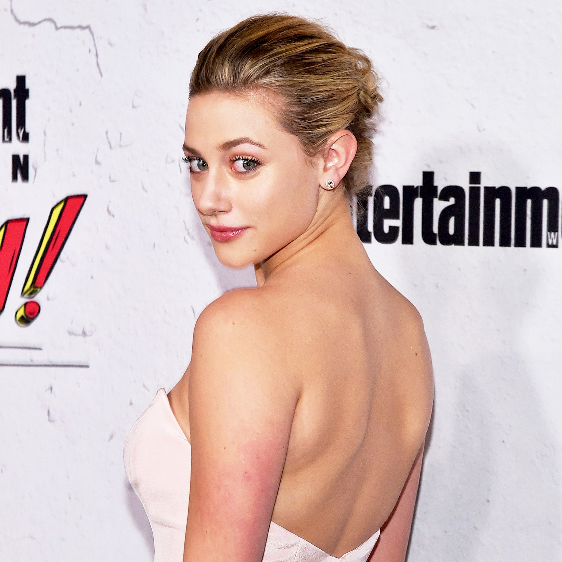 Lili Reinhart attends Comic-Con party in celebration of Comic-Con 2017 at Float at Hard Rock Hotel in San Diego, California.