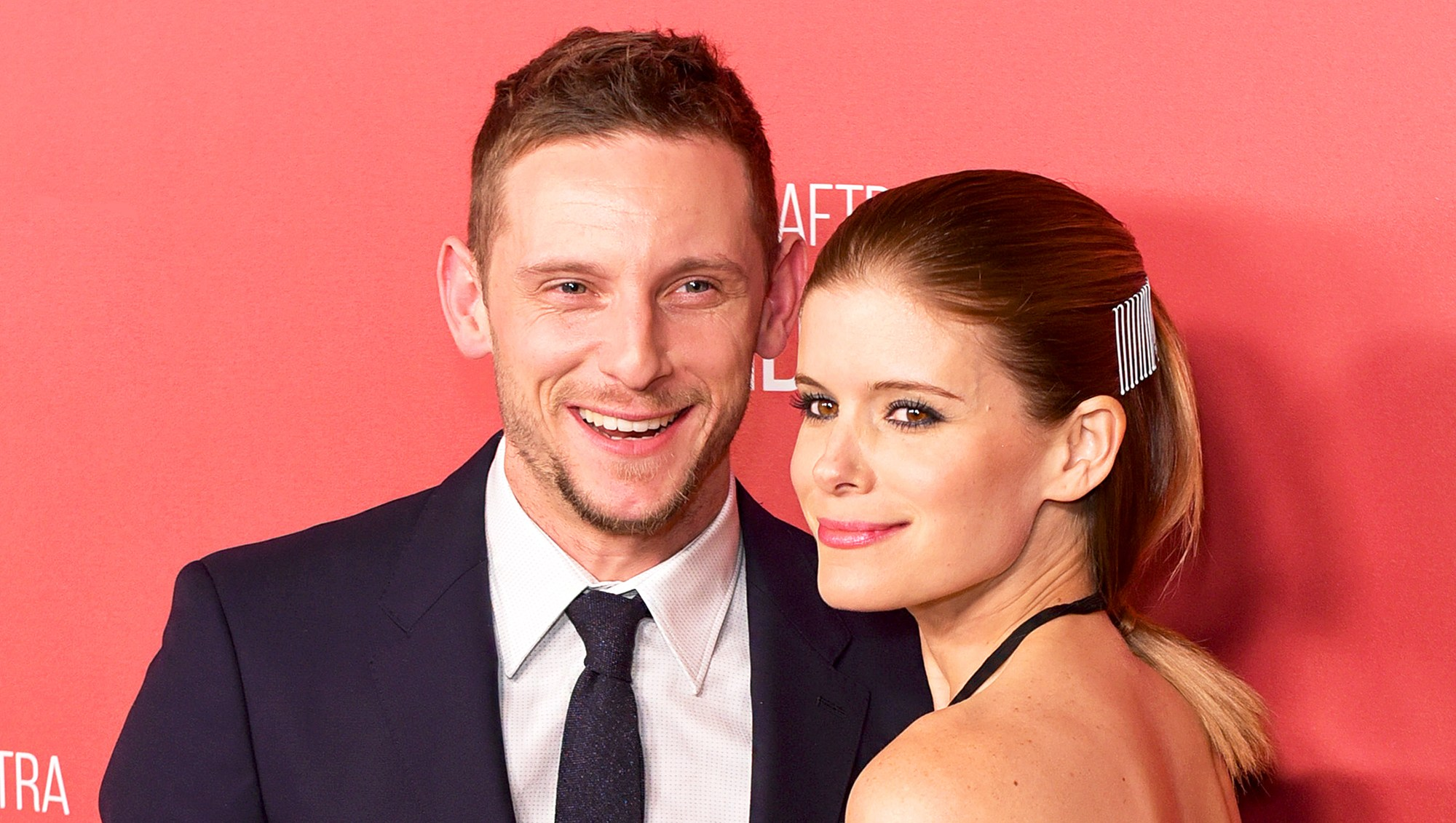Jamie Bell and Kate Mara attend the SAG-AFTRA Foundation Patron of the Artists Awards 2017 at Wallis Annenberg Center for the Performing Arts in Beverly Hills, California.
