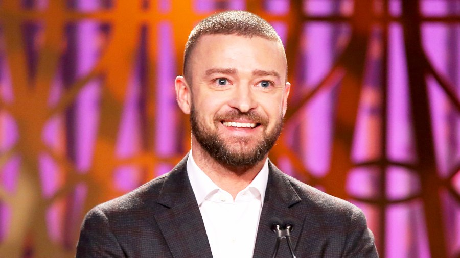 Justin Timberlake attends the Hollywood Reporter's 2017 Women in Entertainment Breakfast at Milk Studios in Los Angeles, California.