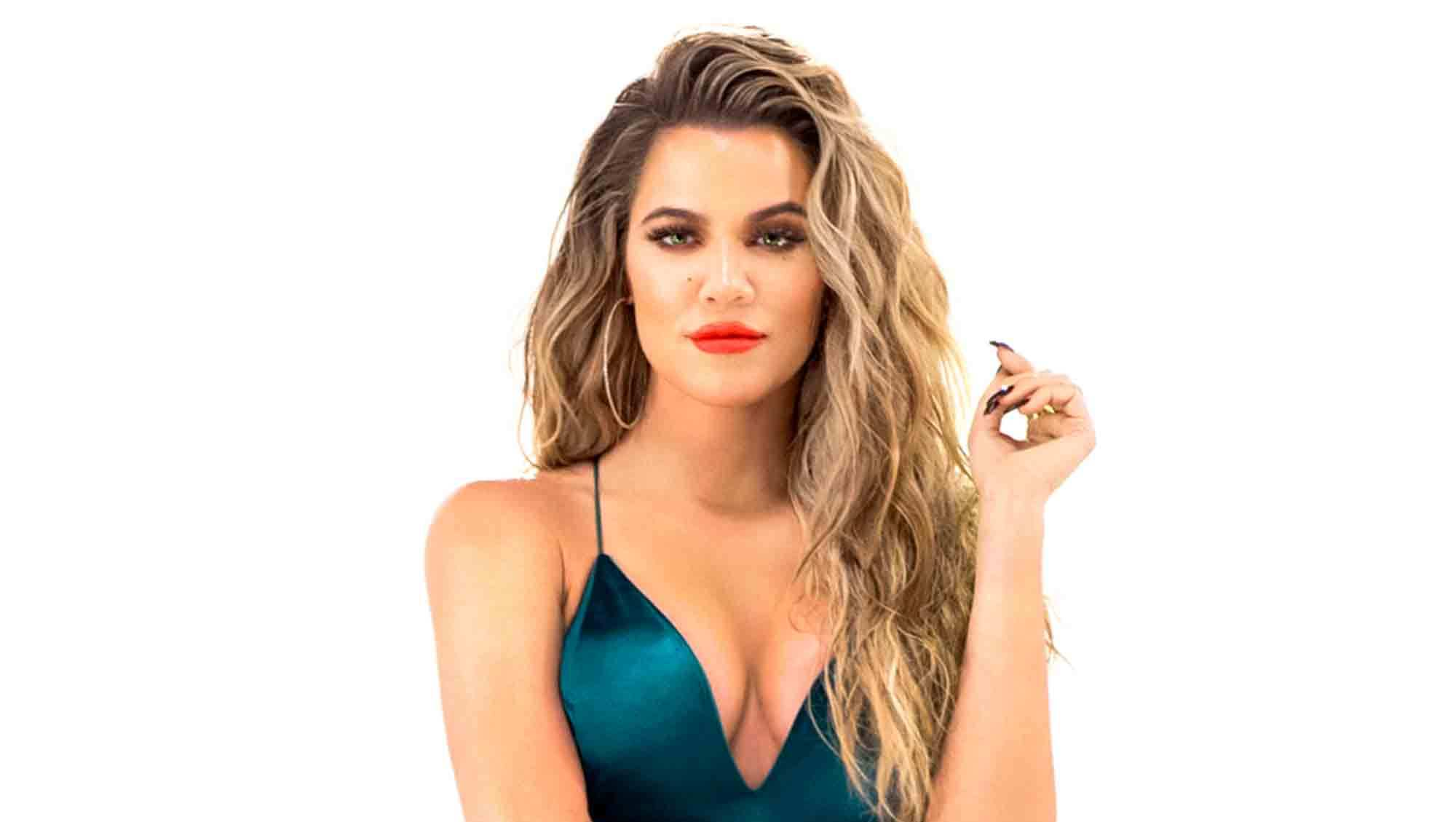 Khloe Kardashian on 'Revenge Body'