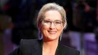 Meryl Streep attends 'The Post' European 2018 Premeire at Odeon Leicester Square in London, England.