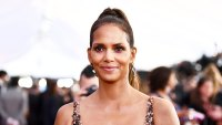 Halle Berry attends the 24th Annual Screen Actors Guild Awards at The Shrine Auditorium in Los Angeles, California.